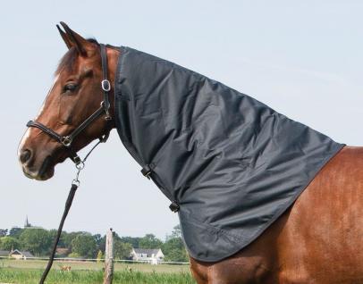 Harry's Horse Halsteil für Decke Thor ebony 200g Füllung nahtlos wasserdicht