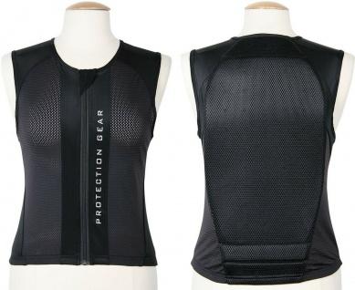 Harry's Horse Rückenprotektor schwarz Gr. S - XL schützt die Wirbelsäule