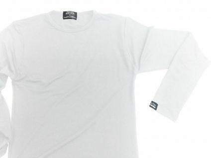 CeraTex Funktions-Langarm-Shirt weiß extrem leicht