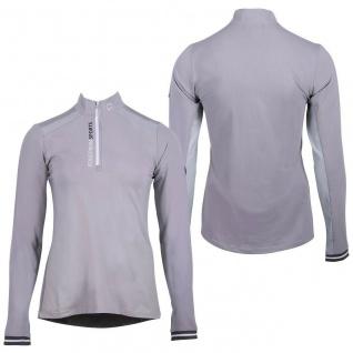 QHP Damen Sportshirt Aleyna UV-beständig atmungsaktiv Mesheinsatz Sommer 2020