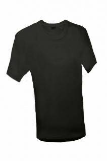 CeraTex Funktions-Unterhemd / Shirt Rundhals - Halbarm schwarz
