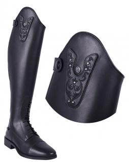 QHP Stiefel-Top. wechselbares Oberteil Sasha Botanic für Stiefel Adult Sasha