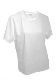 CeraTex Funktions-Unterhemd / Shirt Rundhals - Halbarm weiß