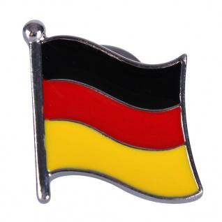 QHP Reversnadel Flagge Brosche Anstecknadel in Flaggenform
