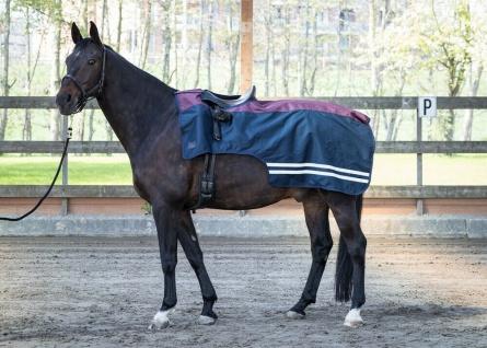 Harry's Horse Ausreitdecke 0g Sattelausschnitt wasserdicht und reflektierend