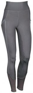 Harry's Horse Mädchen Reithose / Leggings EquiTights Silikon Full Grip Gr. 176
