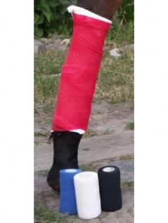 Selbsthaftende Bandage EquiLASTIC reißfest rutschfest stützend div. Farben