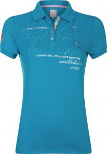 Imperial Riding Damen Polo-Shirt Malibu kurzarm 3-D Stickereien Gr. XL = 42