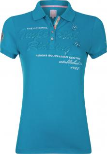 Imperial Riding Damen Polo-Shirt Malibu kurzarm 3-D Stickereien - Vorschau