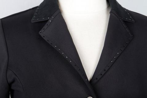 Harry's Horse Damen Turnierjacket Jewels Softshell Strass- + Pailettenbesatz - Vorschau 4