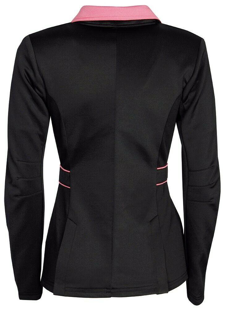 Pailettenbesatz Harry/'s Horse Damen Turnierjacket Jewels Softshell Strass-