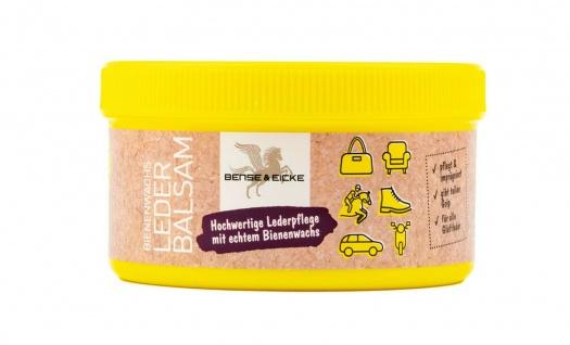 27.80 EUR/l Bense & Eicke Bienenwachs Lederbalsam 250 ml Dose