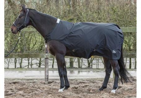 Harry's Horse Walkerdecke Führmaschinendecke 0g Füllung Brustverschl. Kreuzgurte