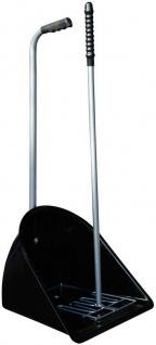 Harry's Horse Stallbutler komplett Schaufel mit Griff + Gabel aus Metall schwarz
