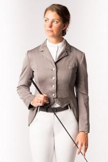 Harry's Horse Damen Turniersakko Turnierjacket Montpellier Pailletten anthrazit