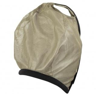 Premiere Fliegenmaske ohne Ohren Fliegenschutzhaube Sommerfarben