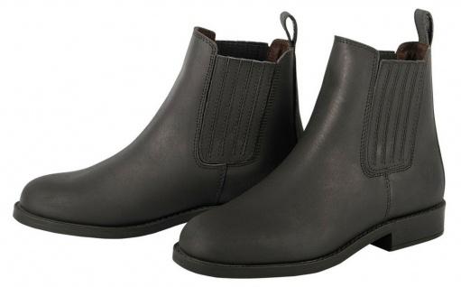 Harry's Horse Jodhpur American Leather Reitstiefeletten Leder schwarz