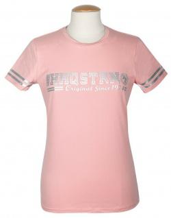 Harry's Horse Mädchen Shirt Lounge kurzarm glänzender Brustprint 4 Farben