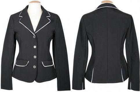 Harry's Horse DamenTurnierjacket St. Tropez Softshell schwarz viele Größen
