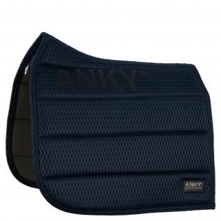 ANKY® Schabracke Air Stream Dressur XB20003 Antirutsch-Aufdruck limit. Edition