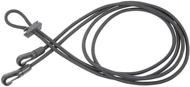 Harry's Horse Halsverlängerer elastisches Material stufenlos verstellbar schwarz