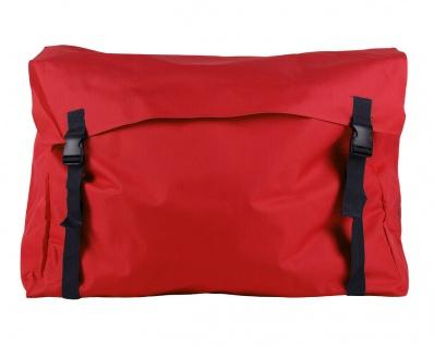 QHP Stall Packsack Utensilienbehälter f. Decken und Pflegeartikel versch. Farben