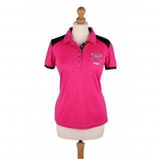 QHP Damen Polo-Shirt Claire kurzarm Special Edition Gr. 34 - 38 - Vorschau