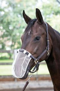 Harry's Horse Nasennetz Fliegenschutz Polyester 2 Farb. weiß auch mit UV-Schutz
