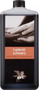 10.50 EUR/l B&E Lederöl flüssig 1000 ml schwarz Pflege Leder nährt imprägniert