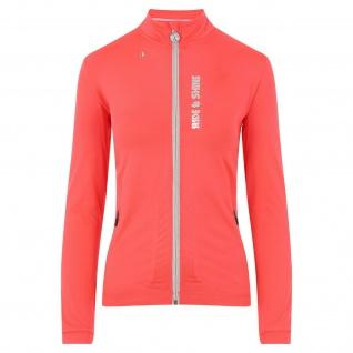 Imperial Riding Sport Jacke Lite 2 RV-Taschen Kontrast Print vorne Gr. S