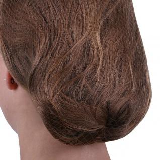 QHP Haarnetz Cover sehr feines großes Haarnetz 3 Farben