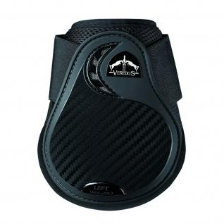 Veredus Streichkappen TRC Vento Rear schwarz + braun Schutz +doppelte Belüftung