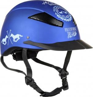 HV Polo Sicherheits-Reithelm Aberdeen CE VG1 01 040 2014-12 Coolmax