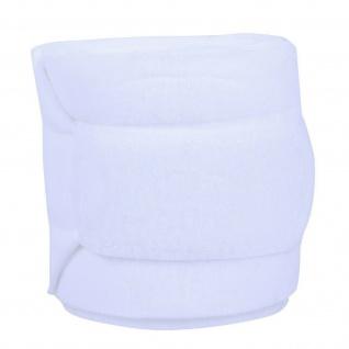 QHP Fleece-Bandagen Plus 3 m Klettverschluss 4er Set pass. zum Outfit Flags