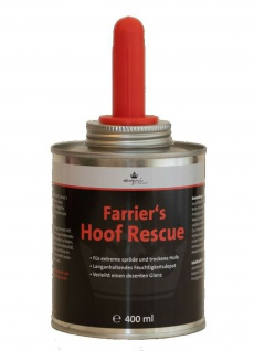 4.99 EUR/100 ml equiXTREME Farrier?s Hoof Recue 400 ml Pinsel-Dose Hufpflege