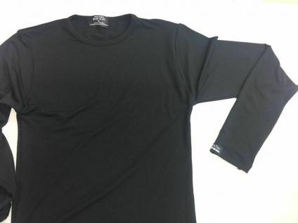 CeraTex Funktions-Langarm-Shirt schwarz extrem leicht