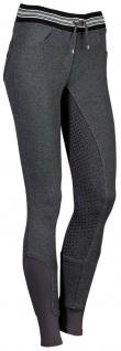 Harry's Horse Damen Reithose Jazz II Full Grip Ripp-Taillenband mit Lurex Gr. 36