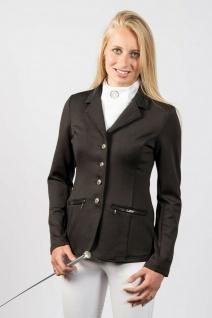 Harry's Horse Damen Turnierjacket Jewels Softshell Strass- + Pailettenbesatz - Vorschau 1