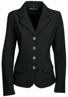 Harry's Horse Damen Softshell Turnierjacket St.Tropez TT navy und schwarz