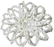 Harry's Horse Haarnetz Perlennetz Perlen diverse Farben elastisch Universalgröße