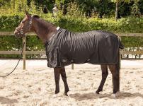 Harry's Horse Stalldecke Highliner 0g Fleece Futter Mininacken Übergangsdecke