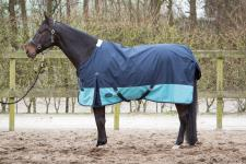 Harry's Horse Regendecke Wodan 0g Futter fleece wasserdicht 600D Winter 2017/18