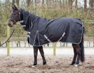 Harry's Horse Regendecke Thor 0g Combo Stretch Limo Halsteil 600D 105 cm -165 cm