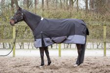 Harry's Horse Regendecke Wodan 0g Futter wasserdicht 600D Winter 2017/2018