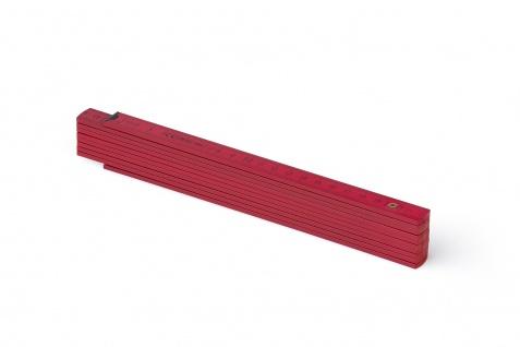 Zollstock Metrie Block 52 - 2m rot (PAN193) - Vorschau 1