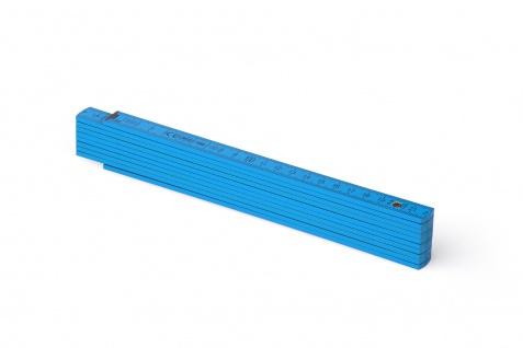 Zollstock Metrie Block 52 - 2m dunkelblau (PAN ProcessBlue) - Vorschau 1