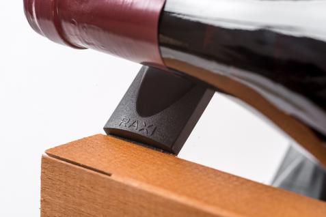 """Marken Holz Weinregal RAXI """"Classic"""" für 42 Flaschen - Vorschau 2"""