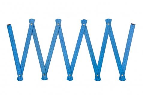 Zollstock Metrie Block 52 - 2m dunkelblau (PAN ProcessBlue) - Vorschau 4