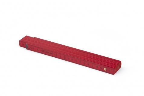 Zollstock Metrie Block 52 - 2m rot (PAN193) - Vorschau 3