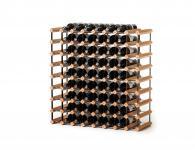 "Marken Holz Weinregal RAXI ""Classic"" für 72 Flaschen"